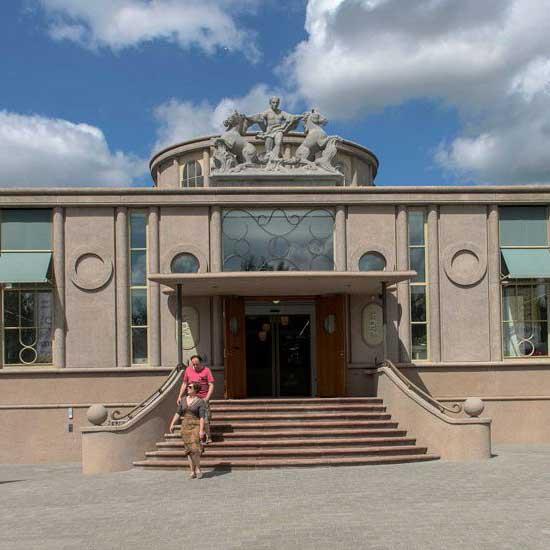 Vriendenbezoek Nationaal Onderwijsmuseum