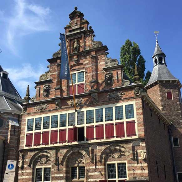 Vriendenbezoekdag Stadsmuseum Woerden